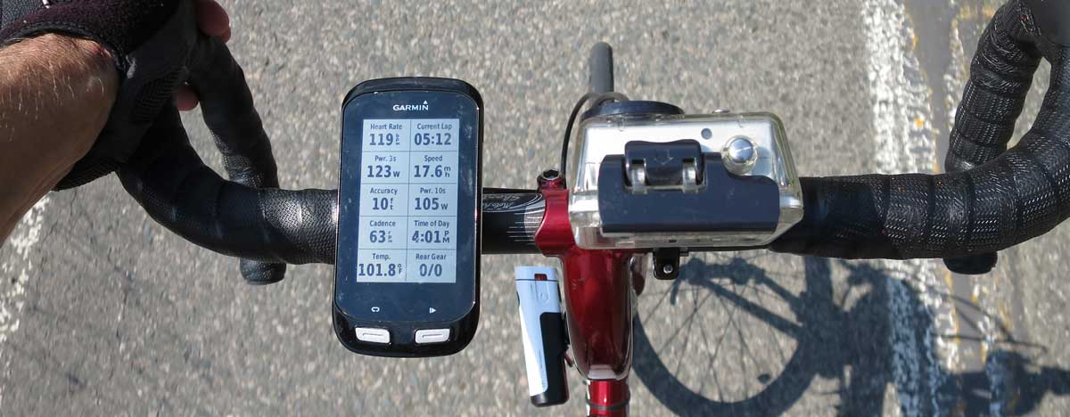 Yes, it really was 101.8 degrees. What's missing is the stiff headwind we were fighting at the time.