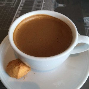 Not coffee to die for