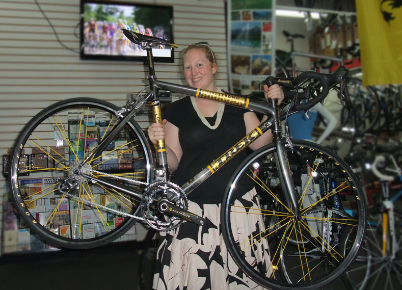 "58cm Lance ""6"" bike"
